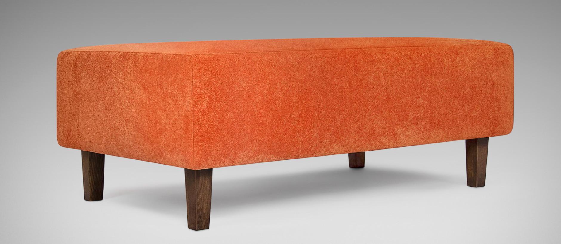 Custom made designer ottomans the world 39 s best fitting for Best furniture designers in the world